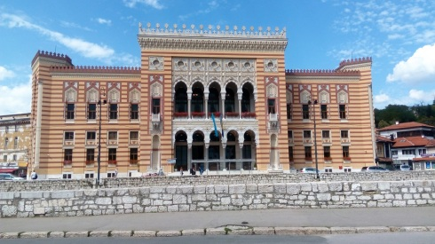 City Hall a.k.a National Library