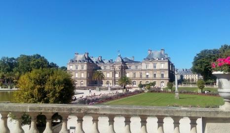 Taman dan Istana Luxembourg